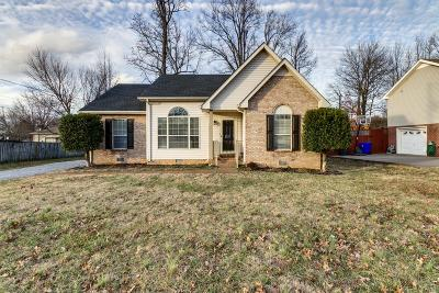 Sumner County Single Family Home For Sale: 602 Highland Dr