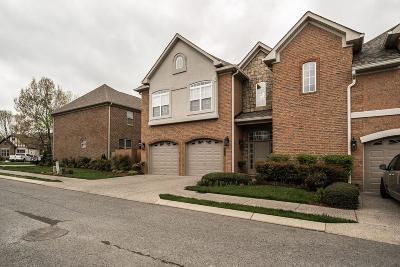 Sumner County Condo/Townhouse For Sale: 1004 Peck Pl #1004