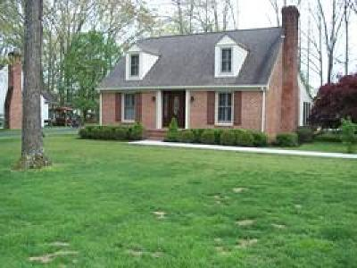 Smithville Single Family Home Under Contract - Showing: 455 White Oak Dr