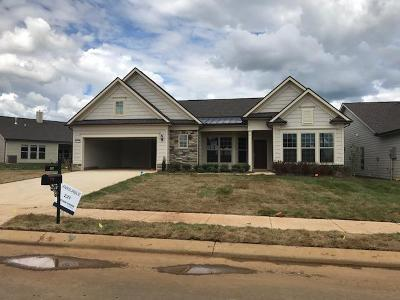 Maury County Single Family Home For Sale: 1112 Davidson Walk Lot #221