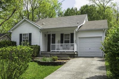 Davidson County Single Family Home For Sale: 234 40th Ave N
