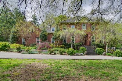 Davidson County Single Family Home For Sale: 1608 Tyne Blvd
