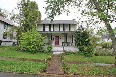 Davidson County Single Family Home For Sale: 1411 Overton St