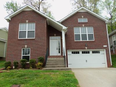 Clarksville TN Single Family Home For Sale: $181,900