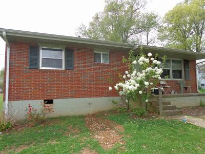 Bedford County Single Family Home For Sale: 112 Crestview Cir