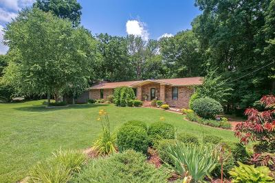 Davidson County Single Family Home For Sale: 4205 Bayside Ln