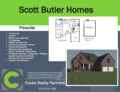 Smyrna Single Family Home Active - Showing: 609 Tamland Ave - Lot 137