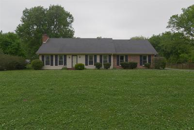 Franklin TN Single Family Home For Sale: $409,000