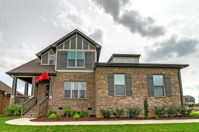 Thompsons Station Single Family Home Under Contract - Showing: 2654 Dunstan Place Dr