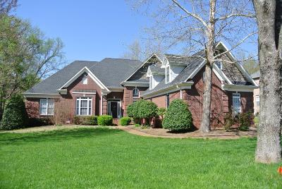 Clarksville Single Family Home Active - Showing: 813 Salisbury Way