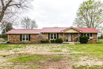 Murfreesboro Single Family Home Active - Showing: 588 Weeks Rd