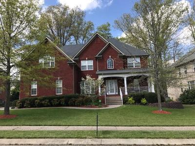 Spring Hill Single Family Home Under Contract - Showing: 1222 White Rock Rd