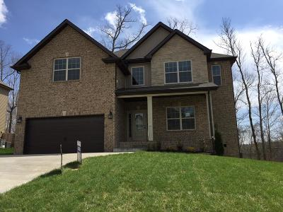 Clarksville Single Family Home Active - Showing: 3141 Timberdale Dr