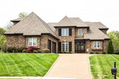 Hendersonville Single Family Home Under Contract - Not Showing: 118 Drayton Downs