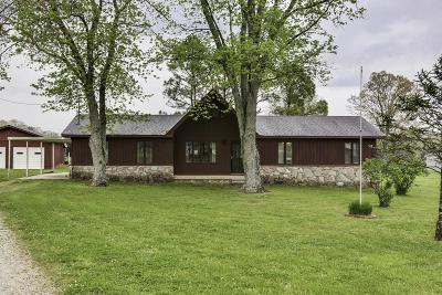 Columbia Single Family Home Active - Showing: 2521 Greens Mill Rd