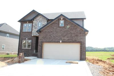 Clarksville Single Family Home Under Contract - Showing: 2 Dunbar Place