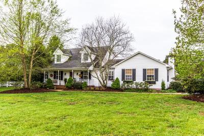 Franklin Single Family Home Under Contract - Showing: 4021 Trinity Rd
