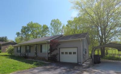Columbia  Single Family Home Under Contract - Showing: 706 Cheairs Cir