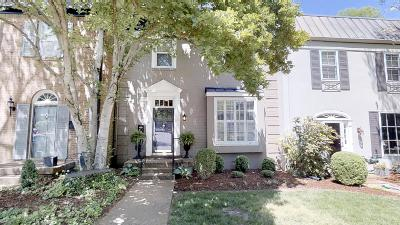 Nashville Condo/Townhouse Active - Showing: 4400 Belmont Park Ter Apt 143