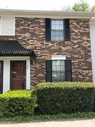 Hendersonville Condo/Townhouse For Sale: 188 Edgewood Dr. #188