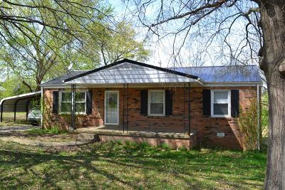 Single Family Home Under Contract - Showing: 307 Carman Ave