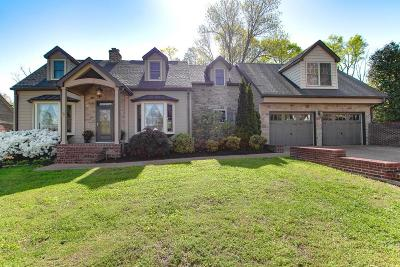 Clarksville Single Family Home Under Contract - Showing: 164 E Glenwood Dr