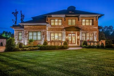 Brentwood Single Family Home For Sale: 1805 Morgan Farms Way