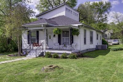 Sylvan Park Single Family Home For Sale: 4600 Idaho Ave