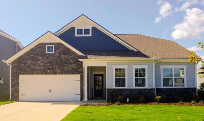 Single Family Home Under Contract - Showing: 6610 Tulip Tree Drive #54