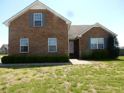 Christian County, Ky, Todd County, Ky, Montgomery County Single Family Home Under Contract - Showing: 1040 Chardea Dr