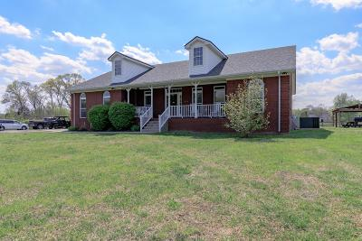 Mount Juliet Single Family Home Under Contract - Not Showing: 2826 Underwood Rd