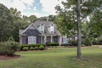 Dickson TN Single Family Home Under Contract - Showing: $435,000