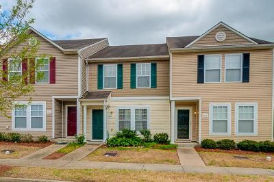 Antioch  Condo/Townhouse Under Contract - Not Showing: 5974 Monroe Xing