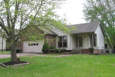 Clarksville Single Family Home Under Contract - Showing: 2180 Bauling Ln