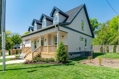 East Nashville Single Family Home Active - Showing: 2108 McKennie Ave