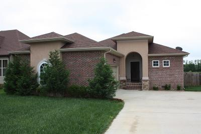 Christian County, Ky, Todd County, Ky, Montgomery County Single Family Home Under Contract - Showing: 656 White Face Dr
