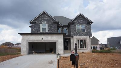 Clarksville Single Family Home For Sale: 403 Farmington