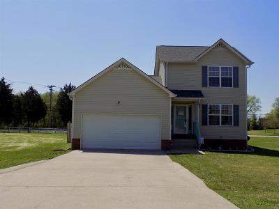 Lebanon Single Family Home Under Contract - Showing: 302 June Dr