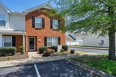 Murfreesboro Condo/Townhouse Under Contract - Not Showing: 1008 Sitting Bull Xing #1008