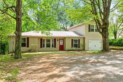 Clarksville Single Family Home Under Contract - Showing: 2087 Sanders Rd