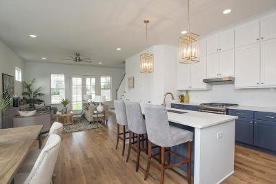 Nashville Single Family Home Under Contract - Not Showing: 2006 B Rosemary Lane