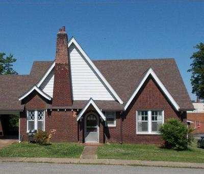 Camden Single Family Home Under Contract - Showing: 120 Highway Poplar Ave S