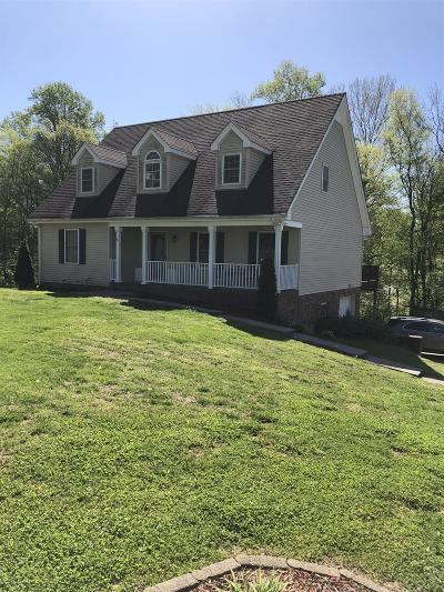 Springfield Single Family Home For Sale: 502 Lakeside Dr