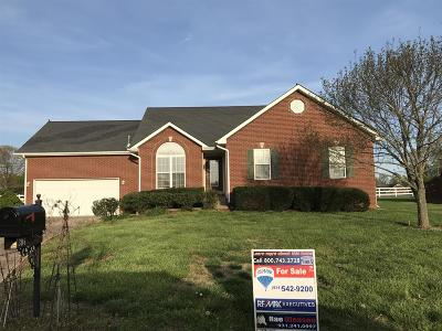 Clarksville Single Family Home Under Contract - Showing: 304 Springside Ct