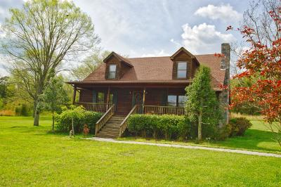 Single Family Home Sold: 1650 Dickens Hill Rd