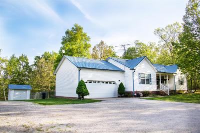 Hampshire Single Family Home Under Contract - Showing: 393 Overhead Bridge Rd