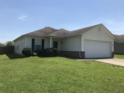 Thompsons Station  Rental Under Contract - Not Showing: 4006 Randall Lane