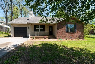 Mount Juliet Single Family Home Under Contract - Showing: 406 Morningview Dr