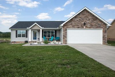Spring Hill  Single Family Home Under Contract - Showing: 1012 McCormick Xing
