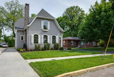 Williamson County Single Family Home For Sale: 107 Gist St